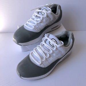 NIKE AIR JORDAN sneakers grey white 6.5Y BNWOT